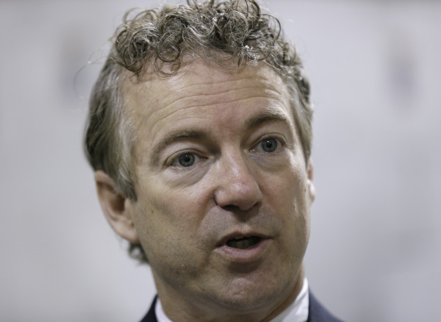 Rand Paul May Not Be A 'Different' Kind Of Republican. But His Hair Sure Is. | HuffPost