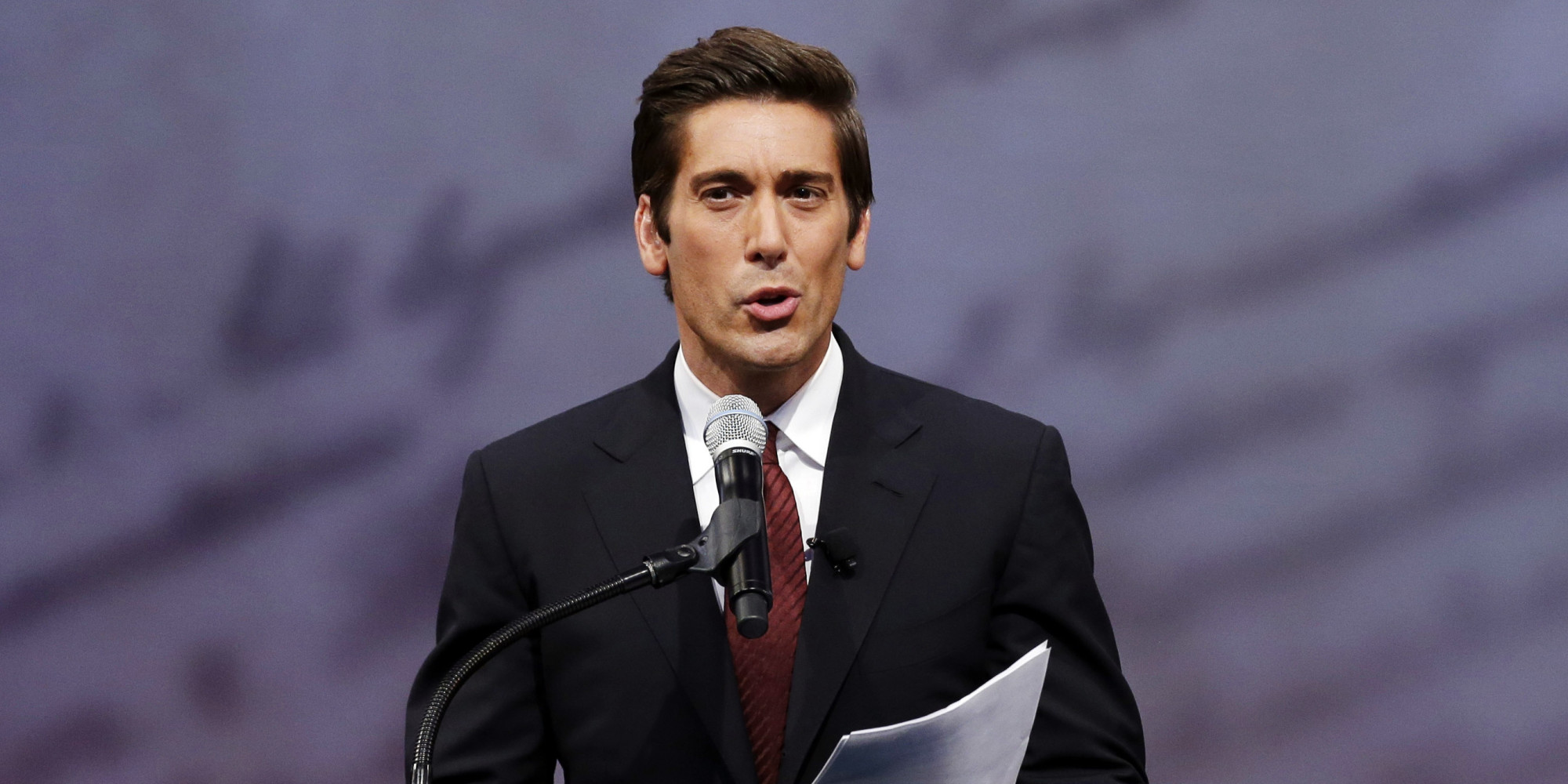ABC News David Muir Finally Addresses Brian Williams