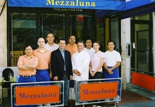 Everybody Eats Where In New York City Mezzaluna  HuffPost