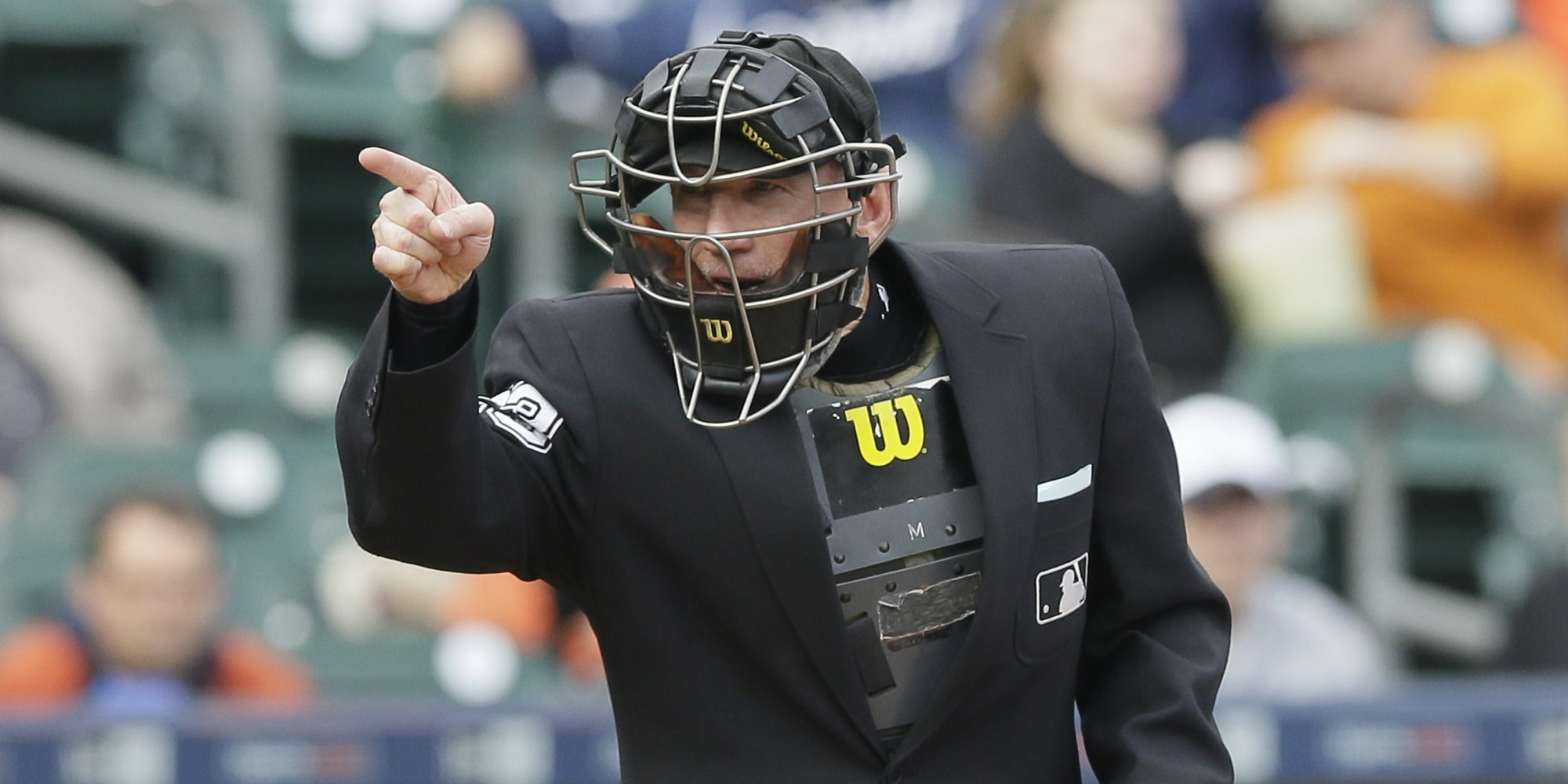 Image result for major league umpire pictures