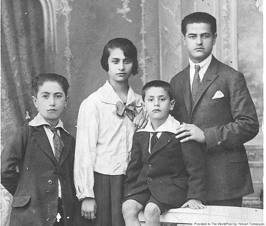 It S Impossible To Forget Descendants Of Armenian