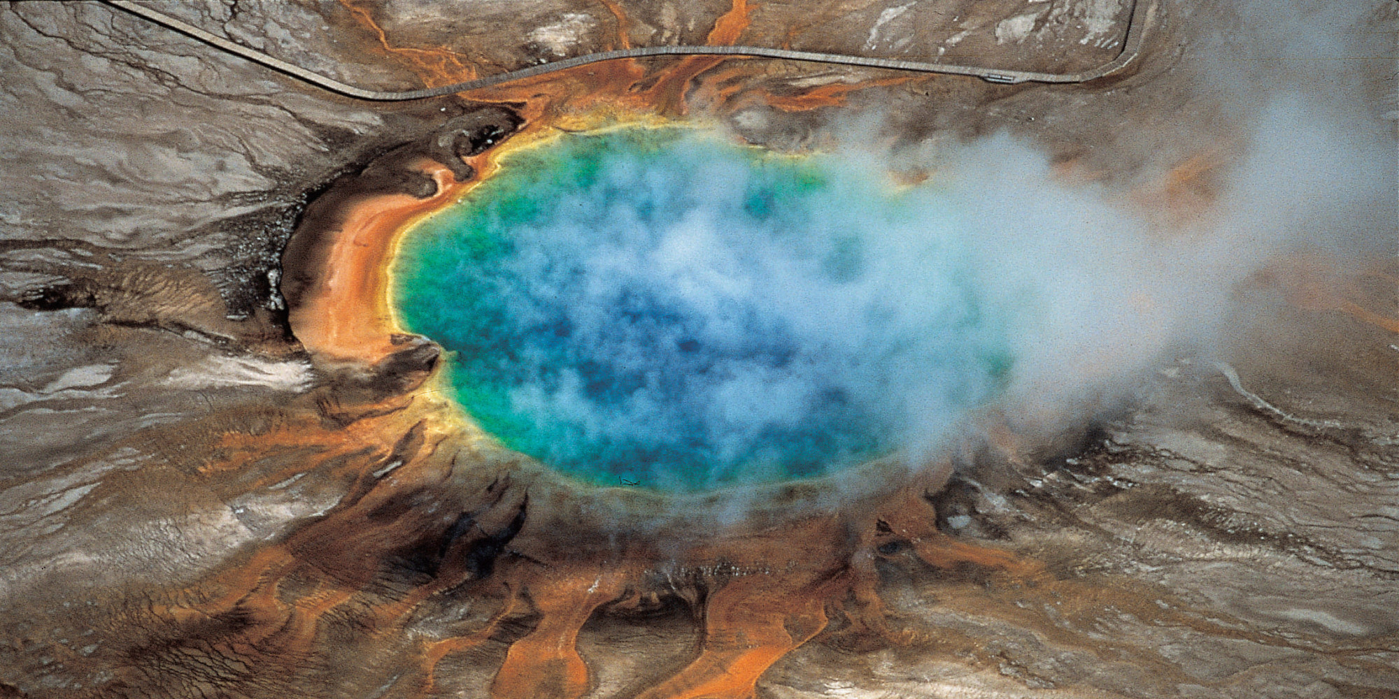 Vast Chamber Of Molten Rock Discovered Under Yellowstone