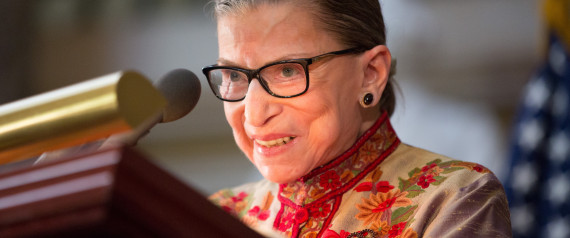 Justice Ginsburg Eviscerates The Case Against Marriage