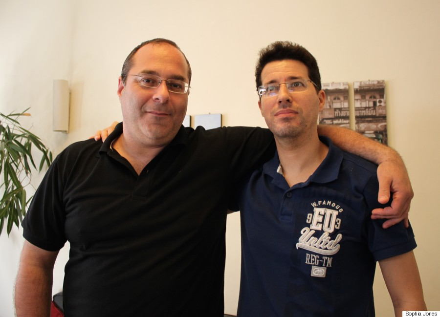 israeli gay couple