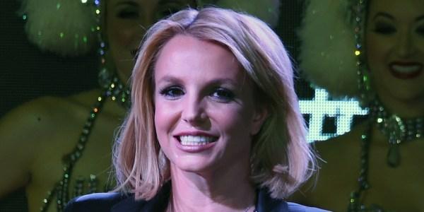 Britney Spear La Vega