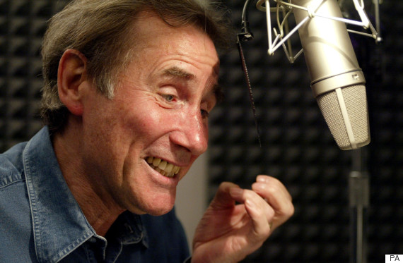 Image result for Jim Dale, pushing daisies