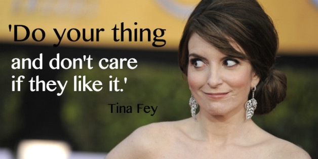 15 Of Tina Fey's Most Inspiring Quotes