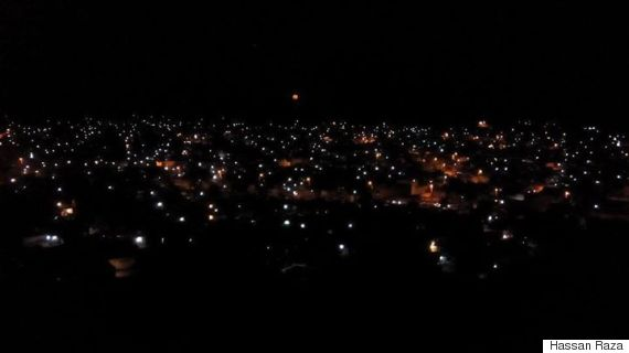 mithi at night