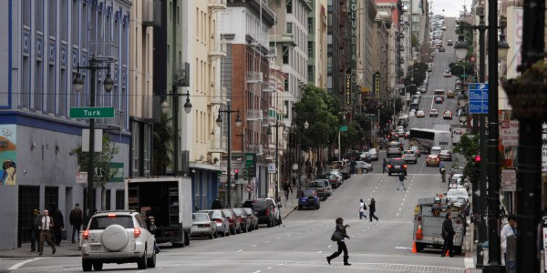 San Francisco Helping Give -offenders