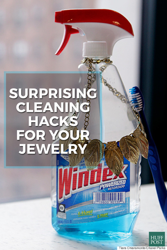 How To Clean Your Jewelry With Ketchup Plus More Surprising Bling Brightening Hacks Huffpost Life