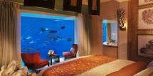 Atlantis Dubai Underwater Rooms
