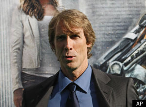 Michael Bay Transformers 3 Clips
