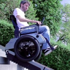 Stair Climbing Chair Restoration Hardware Chairs This Wheelchair Could Make The World A Bit