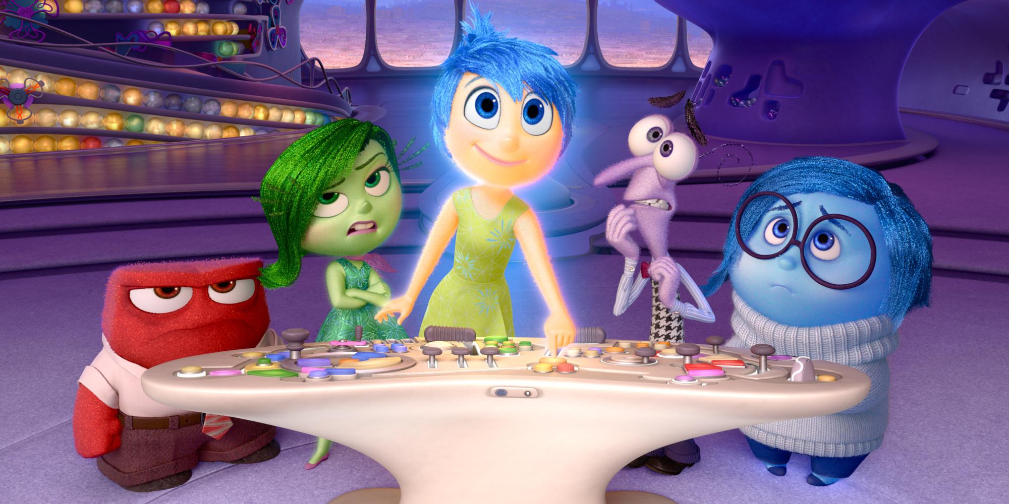 Image result for inside out pixar