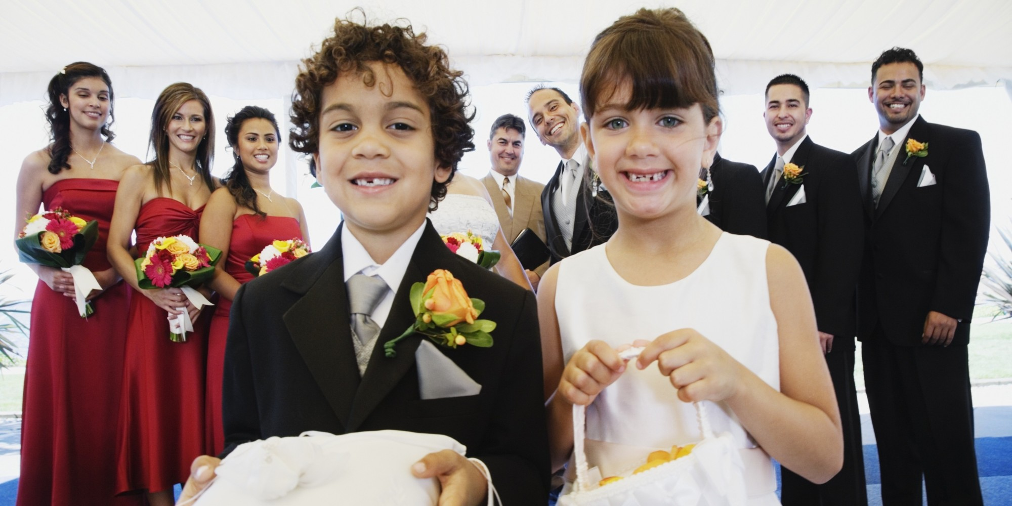 Here's What You Should Know When Choosing A Flower Girl