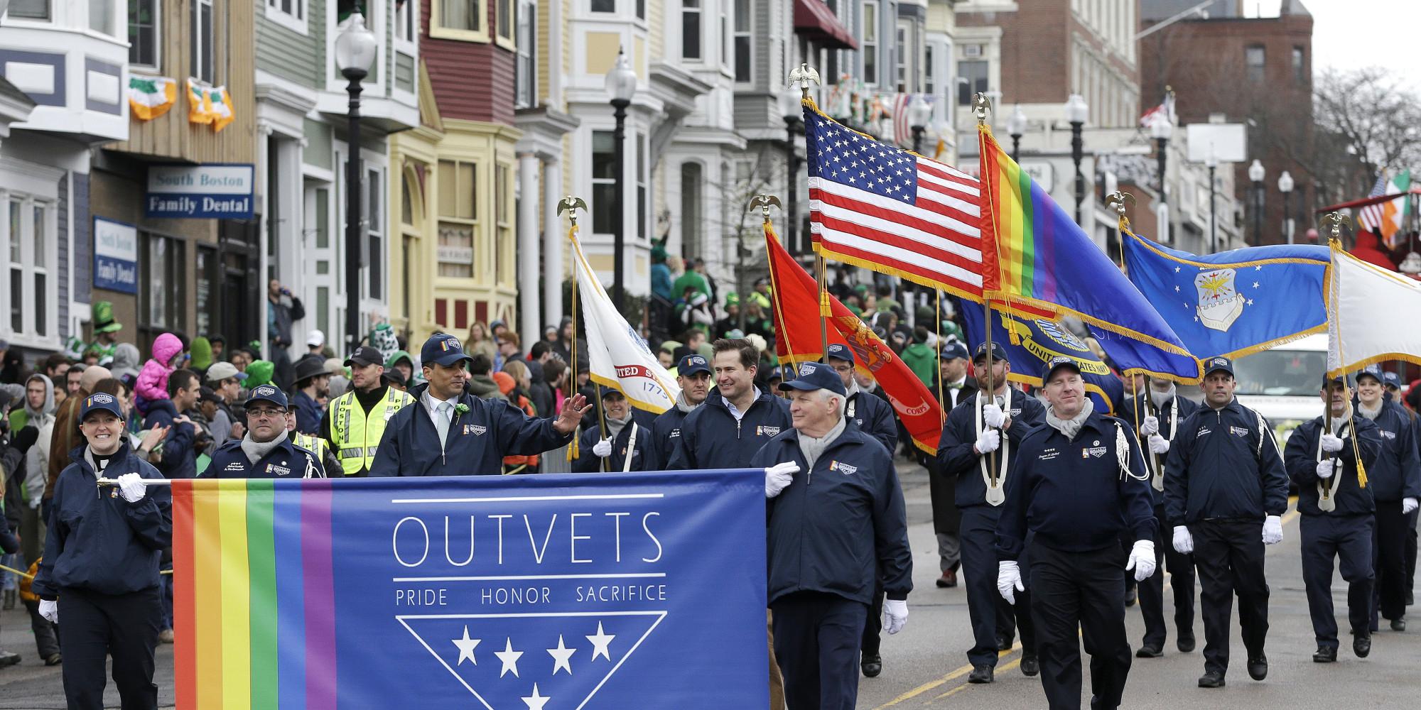 同性愛者軍人への差別禁じる、アメリカ國防省が表明 殘る課題はトランスジェンダーの入隊