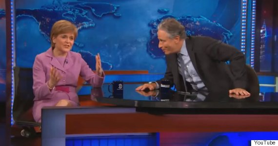 sturgeon the daily show