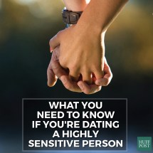 dating highly sensitive man