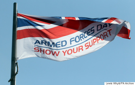 armed forces day london