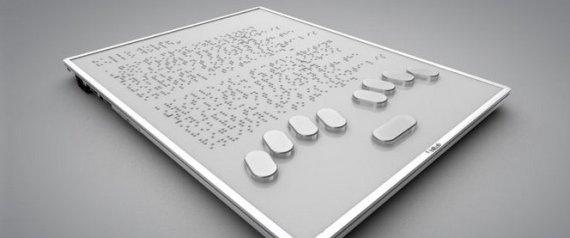 La tablette tactile entièrement en braille «Blitab» pourrait sortir en 2016 f24536e4a10b