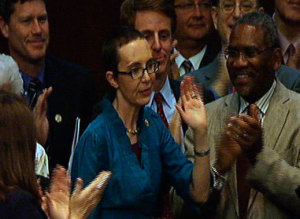 Gabrielle Giffords Returns