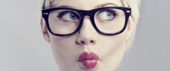TEENAGE GIRL GLASSES
