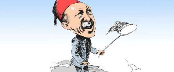 ERDOGAN TURKEY WAR