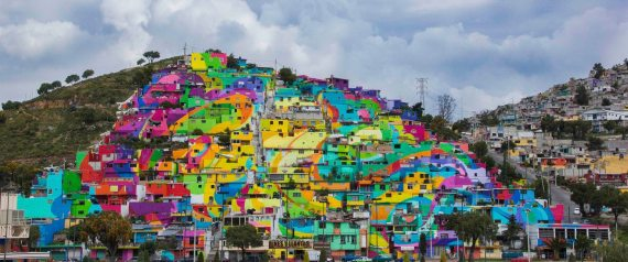 mexico grafite