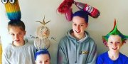 crazy hair day ideas parents