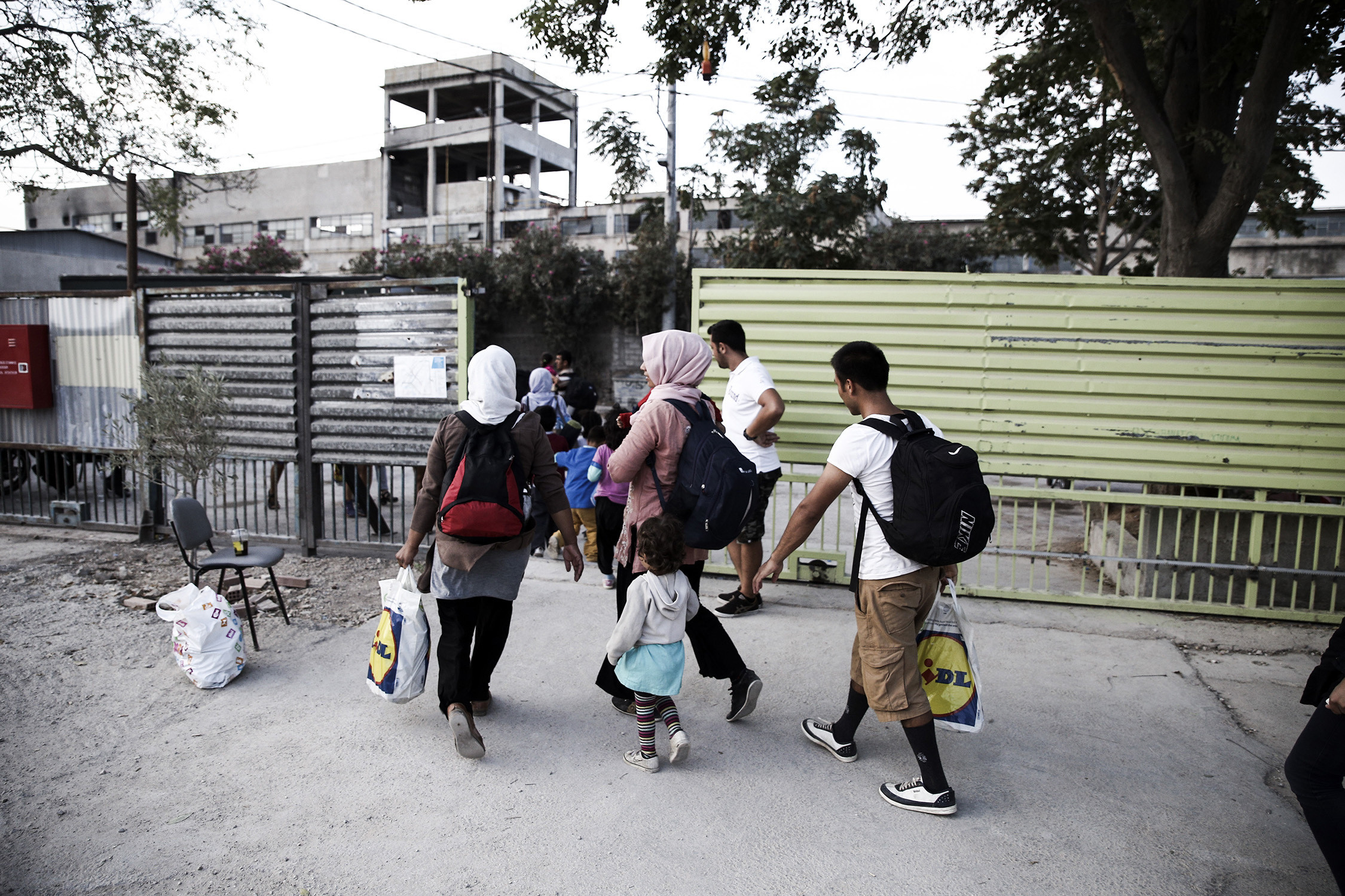 Greeces Eleonas Refugee Camp Is A Safe Haven For Afghan