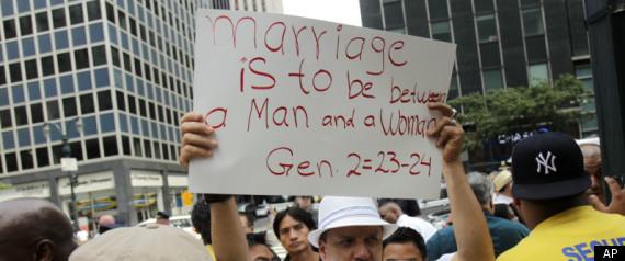 Samesex Marriage Amendment