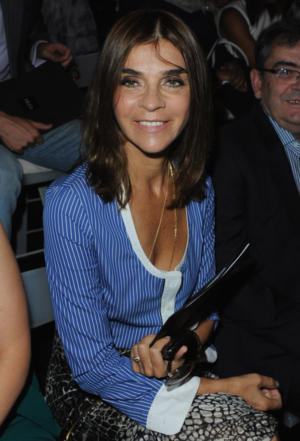 Carine Roitfeld Disses American Style Notable Quotable  HuffPost