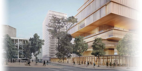 New Vancouver Art Gallery Design