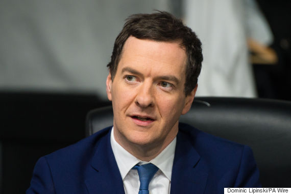 George Osborne announced changed to tax credits in his July Budget