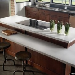 Kitchen Counter Options Scrubbers Five Green Countertops Huffpost Life Countertop Option 4 Eco By Cosentino Are Sold At Lowe S Stores Around The Country Containing 75 Percent Post Consumer Or