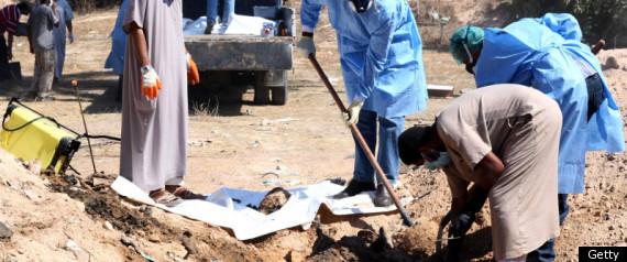 Libya Mass Grave