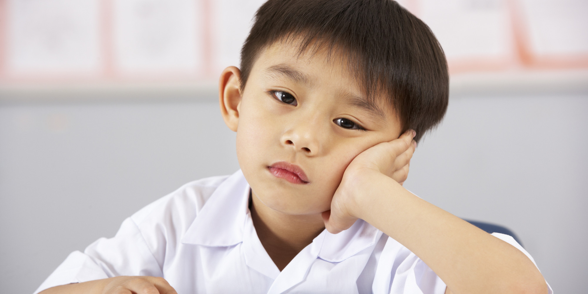 How Childhood Stress Affects Future Health | HuffPost