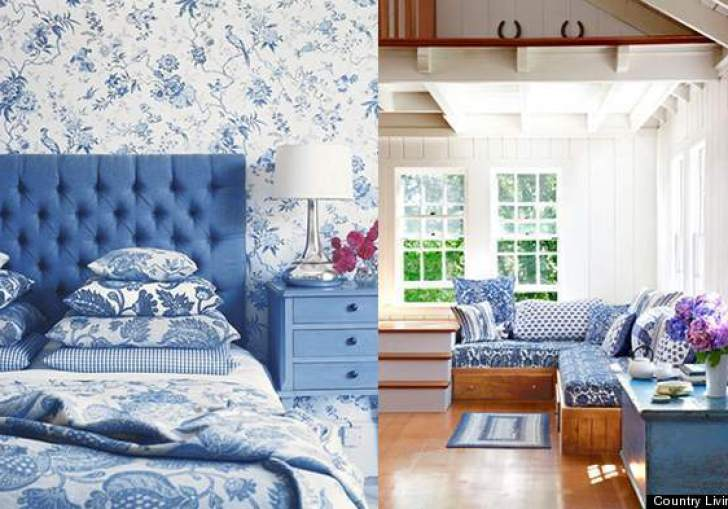 Country Decorating Bedrooms