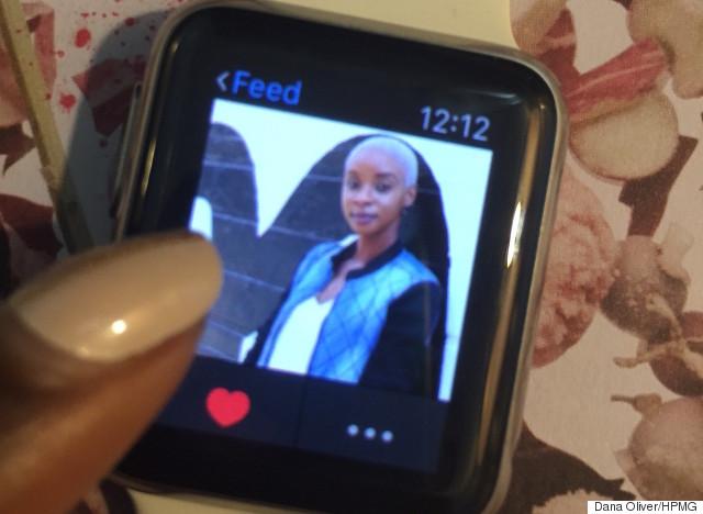 apple watch instagram app