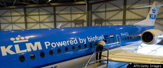 Airlines And Biofuels: Carriers Look To Alternative Fuels For The Future