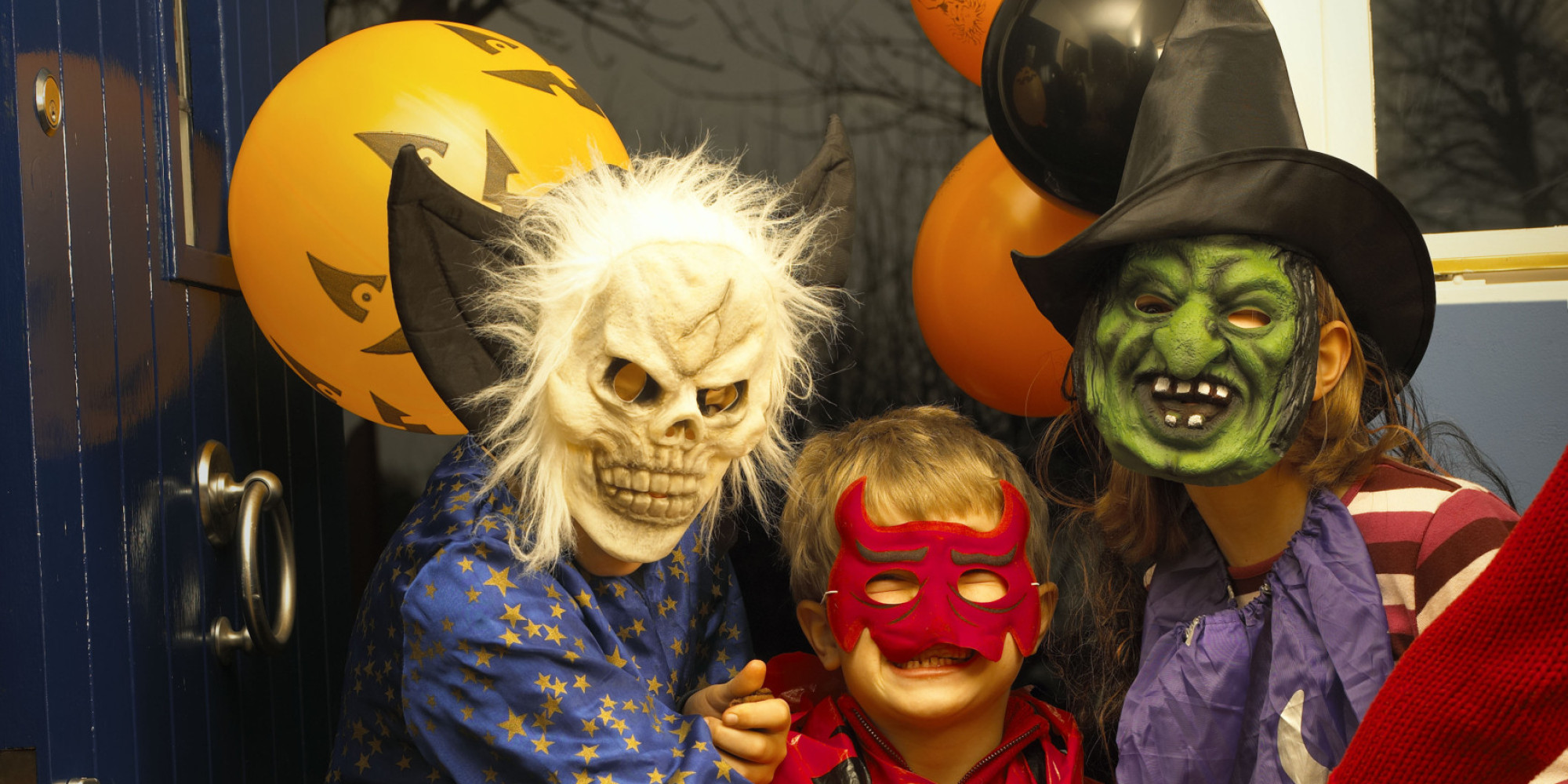 Halloween Trick Or Treating Etiquette Parents Share Rules