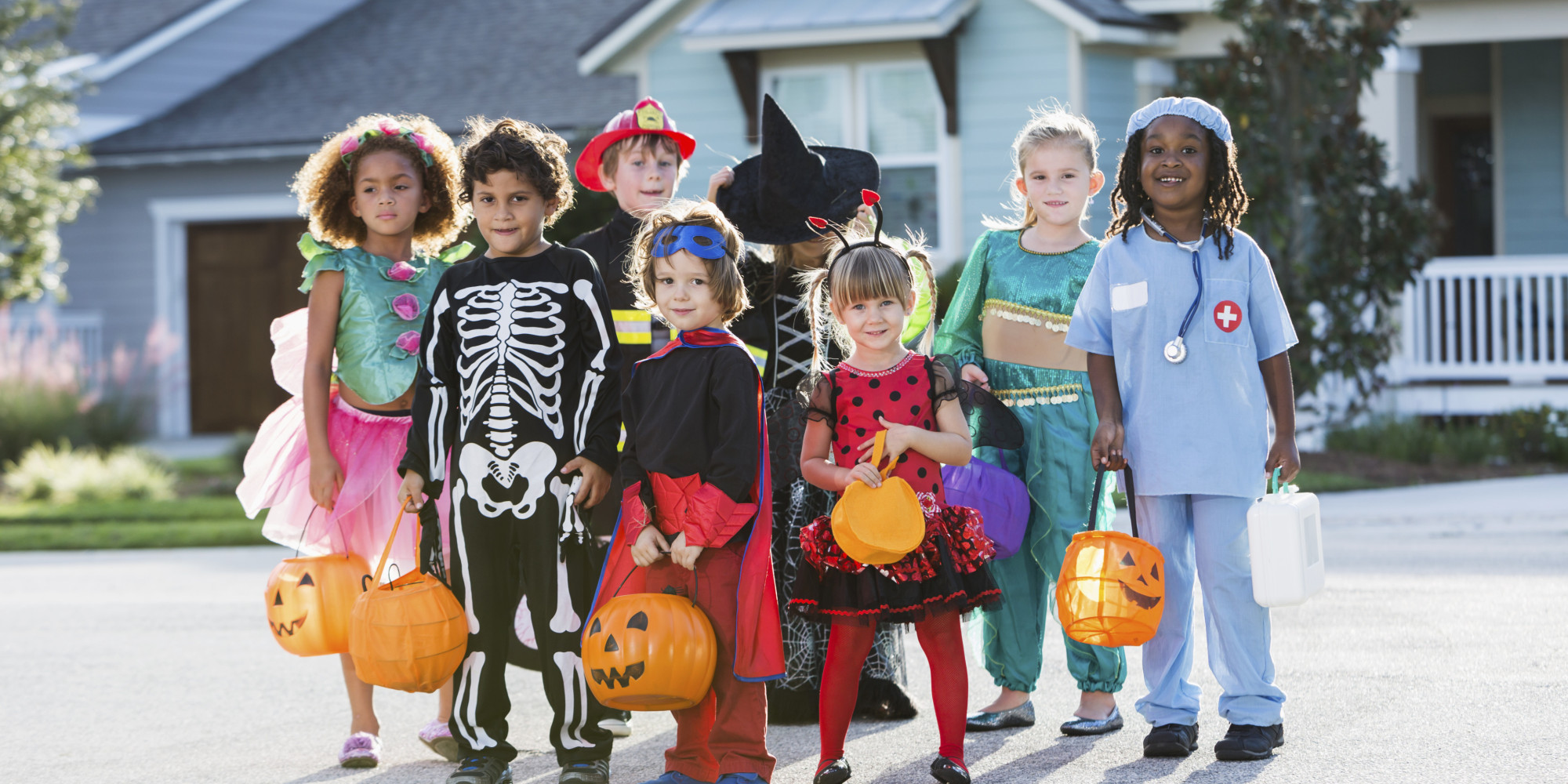 A Simple Trick Or Treating Etiquette Guide