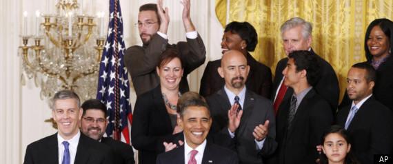 Barack Obama No Child Left Behind Reform