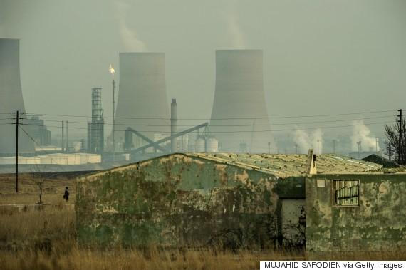 coal smoke