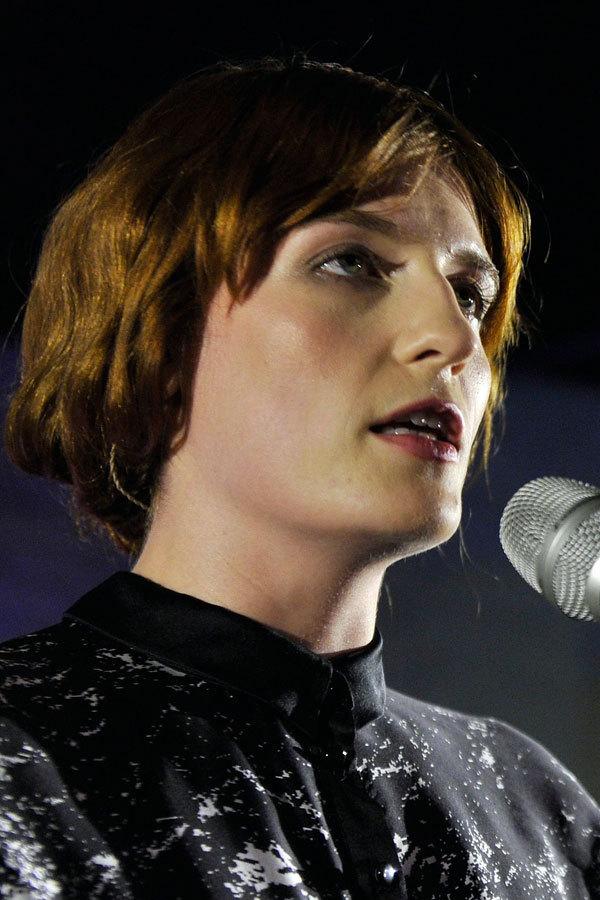 Florence Welchs Choppy Bob Snap Judgment HuffPost