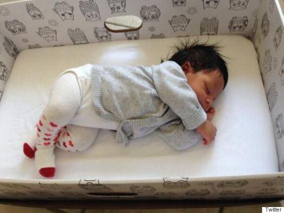 Finland Baby Box