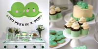 Twin Baby Shower: 21 Ideas To Plan A Party For Two