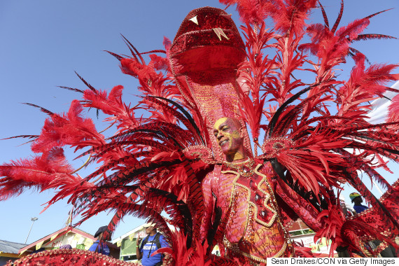 Trinidad, Carnival, Costumes, Masqueraders, Colourful,