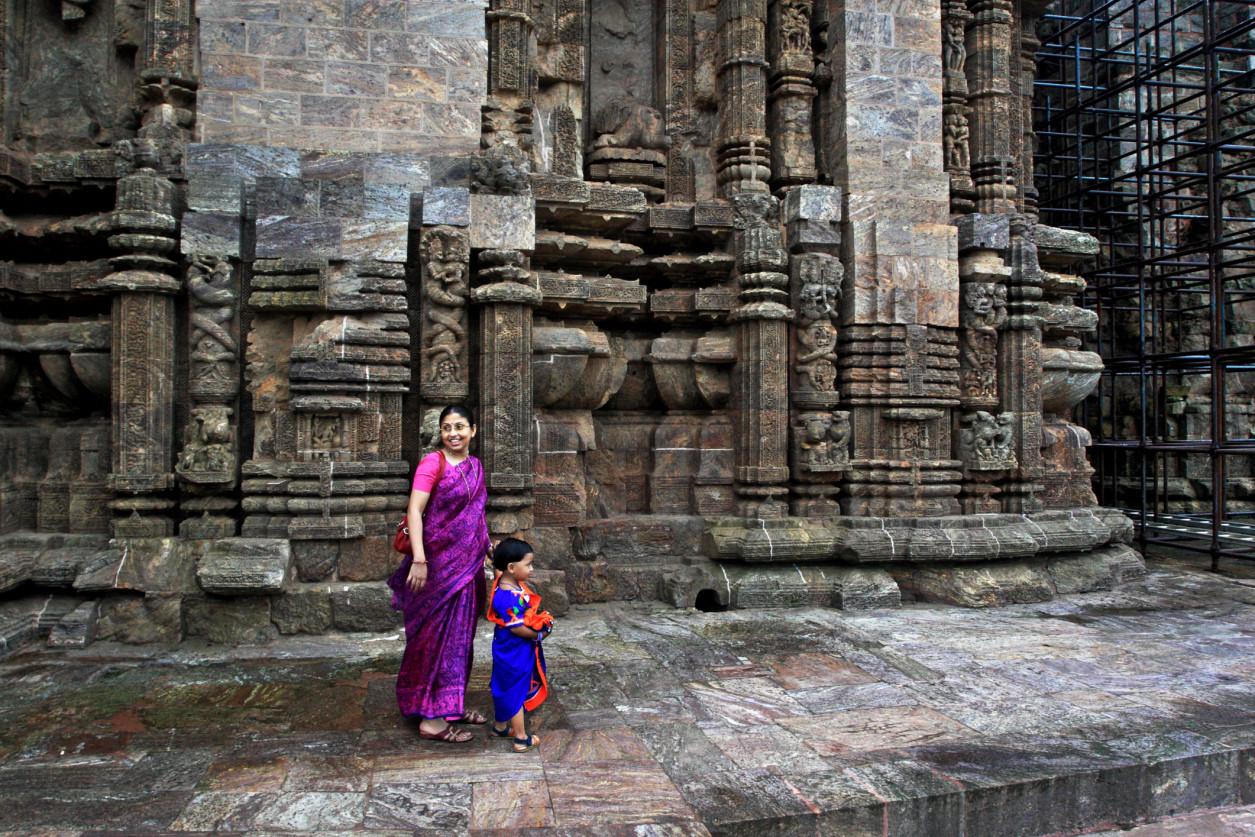 temple women india