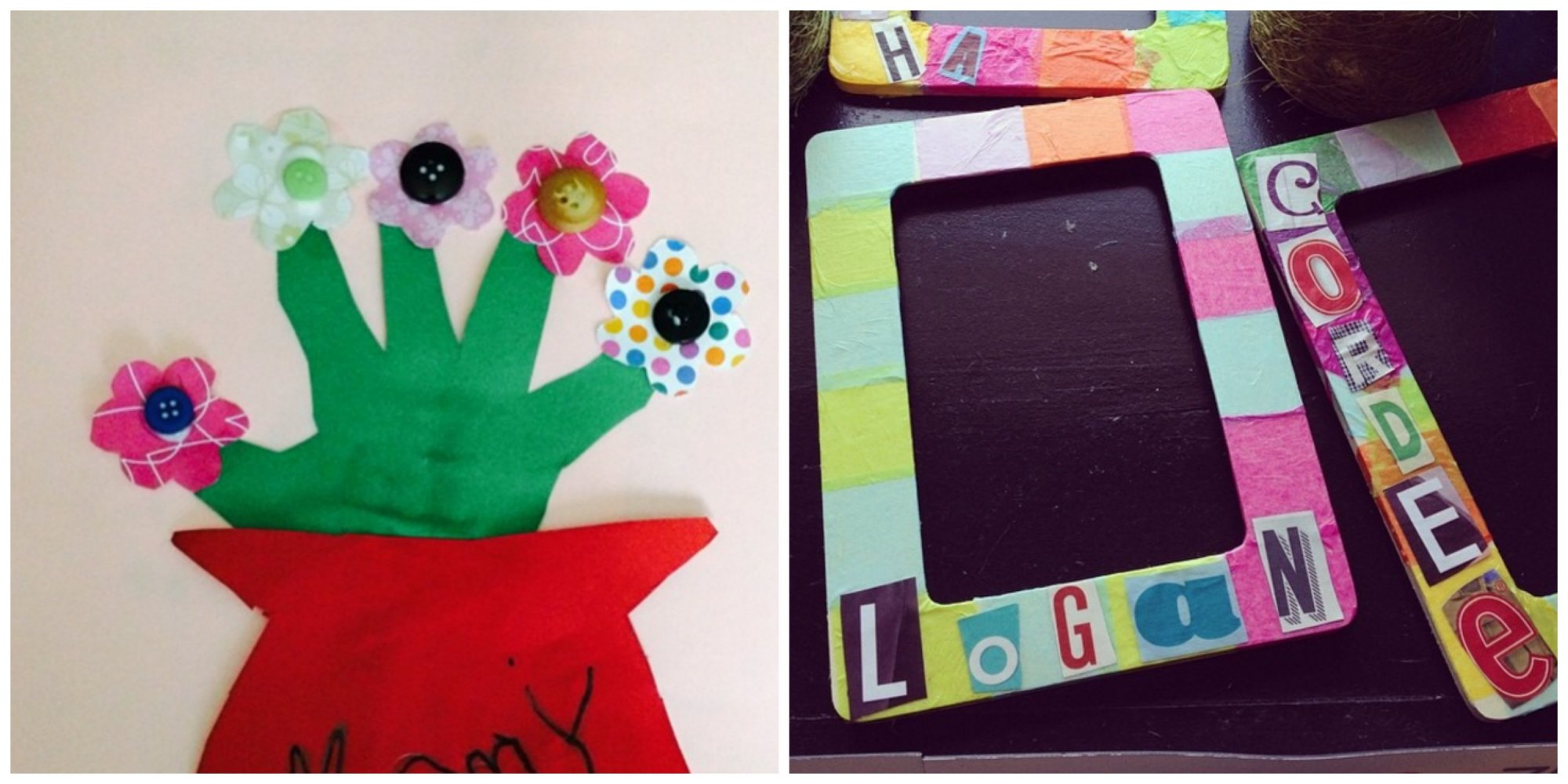 Mother S Day Seven Craft Ideas To Give As Ts From